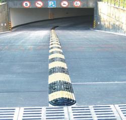 橡胶坡道减噪板1