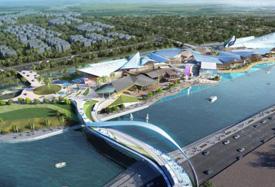 三亚免税二期河心岛地下室项目