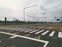 海口江东寰岛实验学校周边配套道路工程